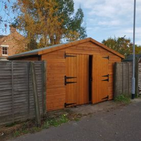 sheds, littleport, cambridgeshire